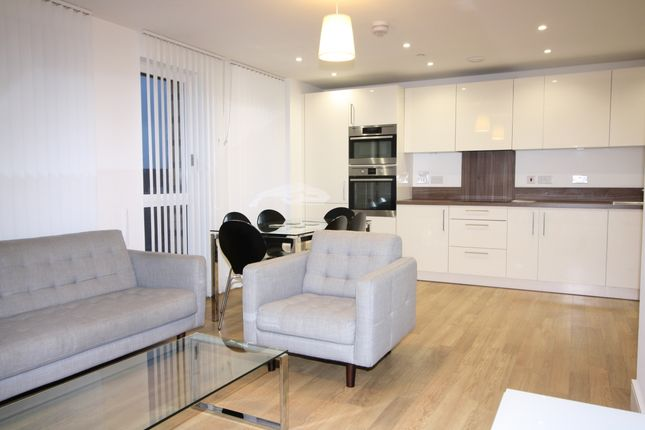 Thumbnail Flat to rent in Ivy Point, Bromley-By-Bow, London