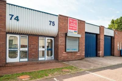 Thumbnail Light industrial to let in The Washford Industrial Estate, Heming Road, Redditch