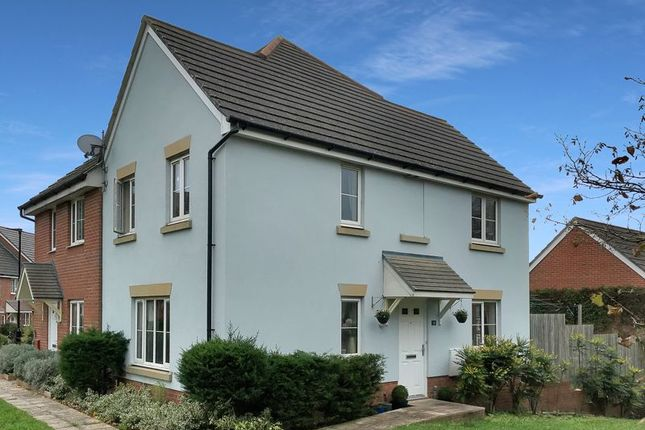 Thumbnail Semi-detached house for sale in Brinton Close, Whippingham, East Cowes