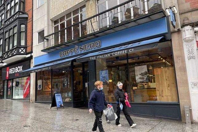 Thumbnail Retail premises to let in 8 King Street, 8 King Street, Nottingham
