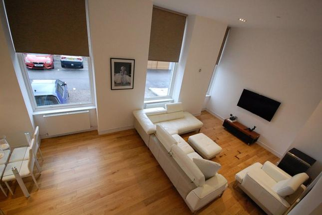 Thumbnail Flat to rent in Gordondale Road, Aberdeen