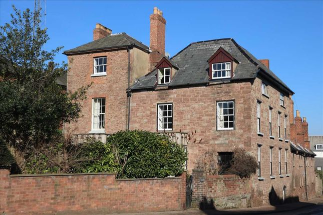 Thumbnail Property for sale in Clairville, Old Maids Walk, Ross-On-Wye