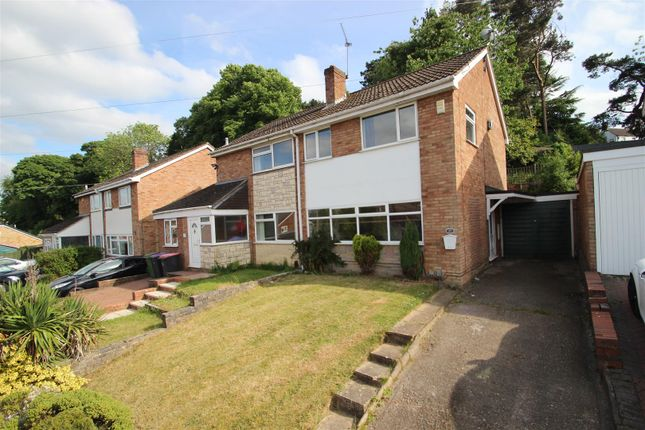 Thumbnail Semi-detached house to rent in Trinity View, Ketley Bank, Telford