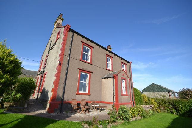 Thumbnail Detached house for sale in Hensingham, Whitehaven, Sneckyeat Farm, Whitehaven, Cumbria