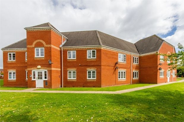 Thumbnail Flat for sale in Smallshire Close, Wednesfield, Wolverhampton, West Midlands