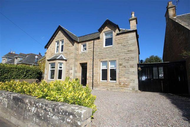 Thumbnail Detached house for sale in Dunallan, 9, West Park Road, Cupar, Fife