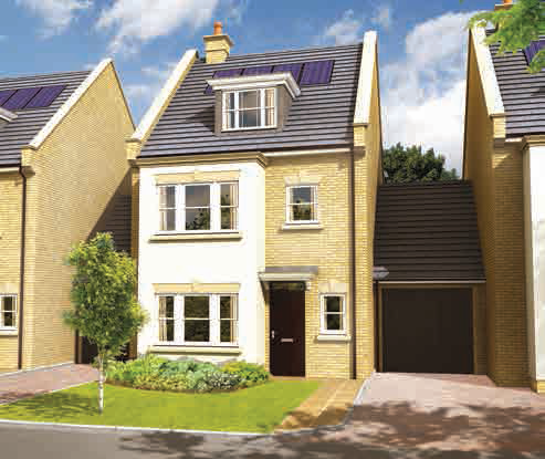 """Thumbnail Property for sale in """"The Collins"""" at The Avenue, Sunbury-On-Thames"""