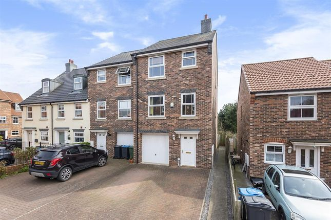 4 bed end terrace house for sale in Gallows Lane, Norby, Thirsk YO7