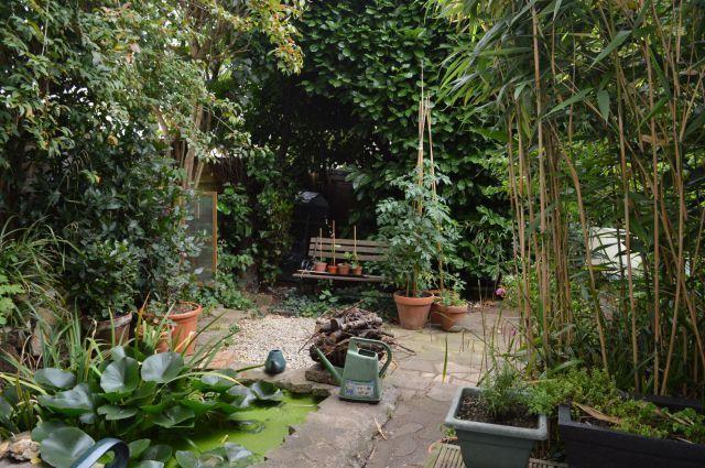 Rear Garden of Nicholls Court, Thorplands, Northampton NN3