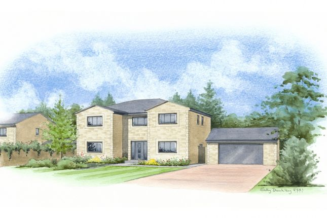 Detached house for sale in The Elm, Whalley Road, Mellor Brook, Blackburn, Lancashire