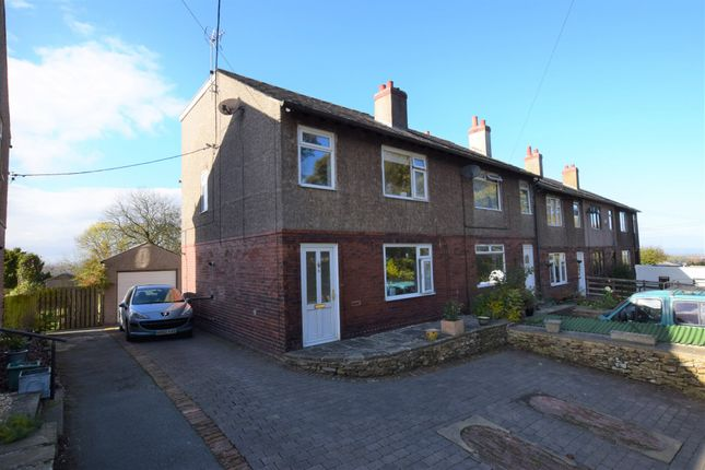 Thumbnail End terrace house for sale in Woodsome Road, Farnley Tyas, Huddersfield