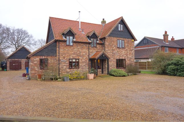 Thumbnail Equestrian property for sale in California Lane, Ipswich