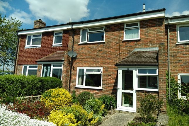 Thumbnail Terraced house for sale in Meadow Way, Petworth