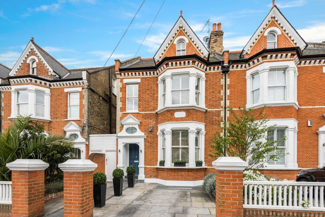 Thumbnail Semi-detached house for sale in Nicosia Road, London