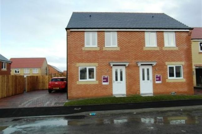 3 bed semi-detached house to rent in Balmoral Avenue, Stanley