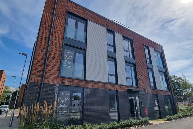 Thumbnail Flat for sale in Friars Gate, Blythe Valley, Solihull