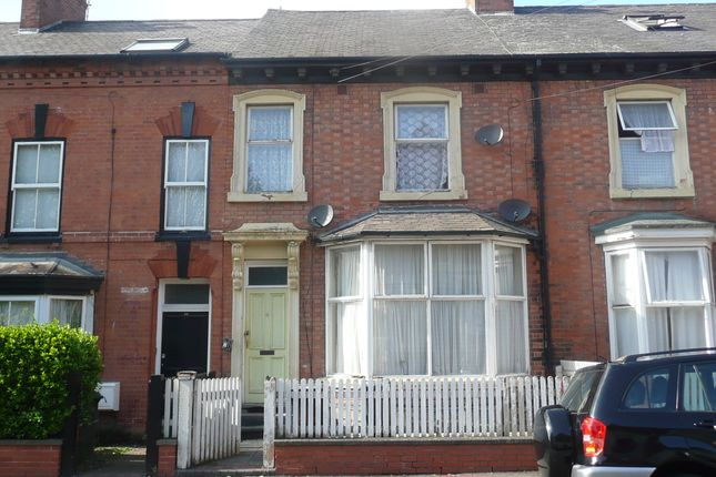 Thumbnail Flat to rent in Flat 2 Lincoln Street, Highfields, Leicester