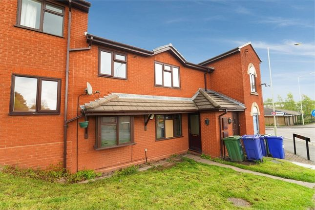 Thumbnail Flat for sale in Greenheath Road, Hednesford, Cannock, Staffordshire