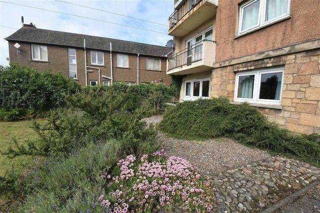Garden of High Street, Burntisland KY3