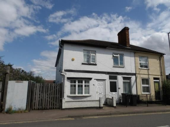 Thumbnail End terrace house for sale in Hitchin Street, Biggleswade, Bedfordshire