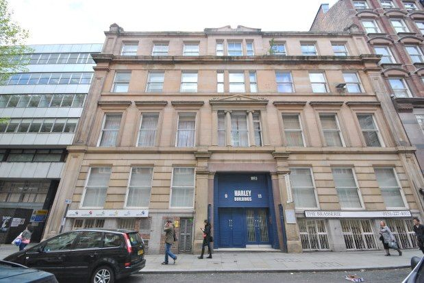 Thumbnail Studio to rent in Harley Buildings, Liverpool