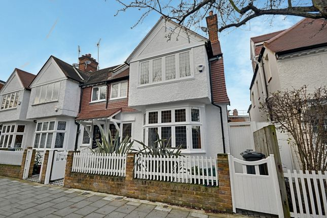 Thumbnail Terraced house to rent in Flanders Road, Chiswick