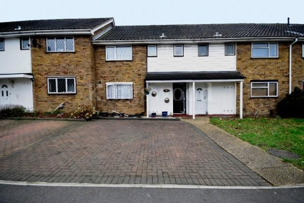 Thumbnail Terraced house for sale in Great Gregorie, Lee Chapel South