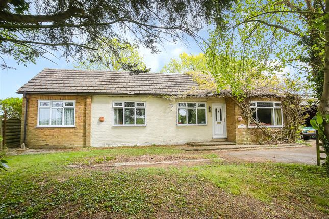 Thumbnail Detached bungalow for sale in Ingatestone Road, Highwood, Chelmsford