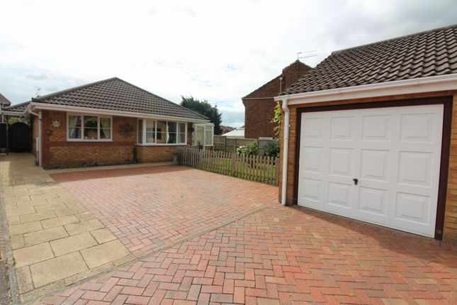 Thumbnail Detached bungalow for sale in Sam Browns Court, Bradwell
