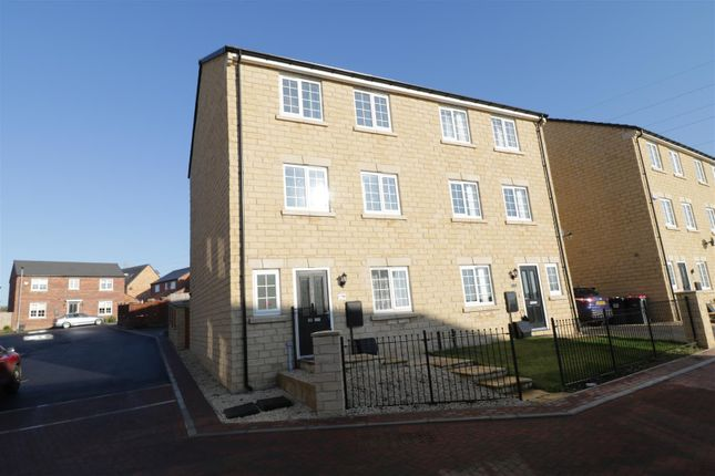 Thumbnail Semi-detached house for sale in Gower Way, Rawmarsh, Rotherham