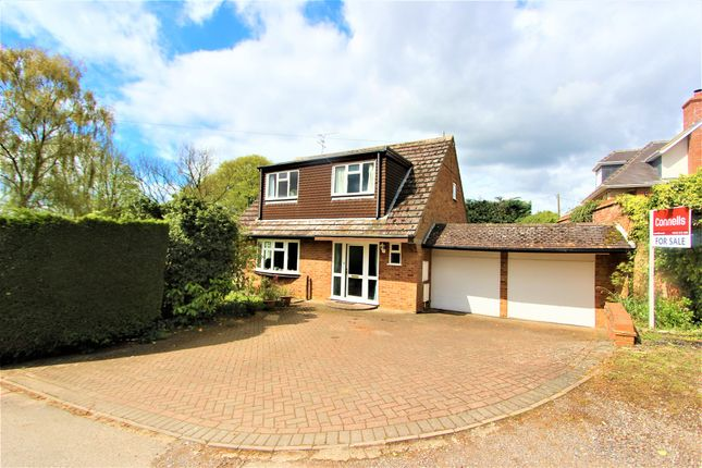 Thumbnail Detached house for sale in Knights Close, Great Brickhill, Milton Keynes