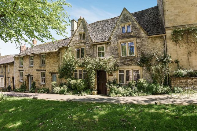 Thumbnail Terraced house for sale in The Hill, Burford, Oxfordshire