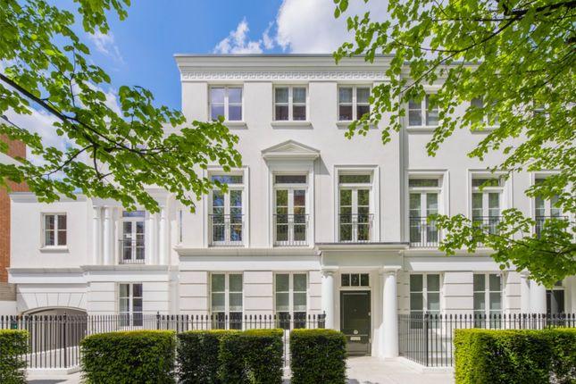 Thumbnail Terraced house for sale in Hamilton Drive, St John's Wood, London
