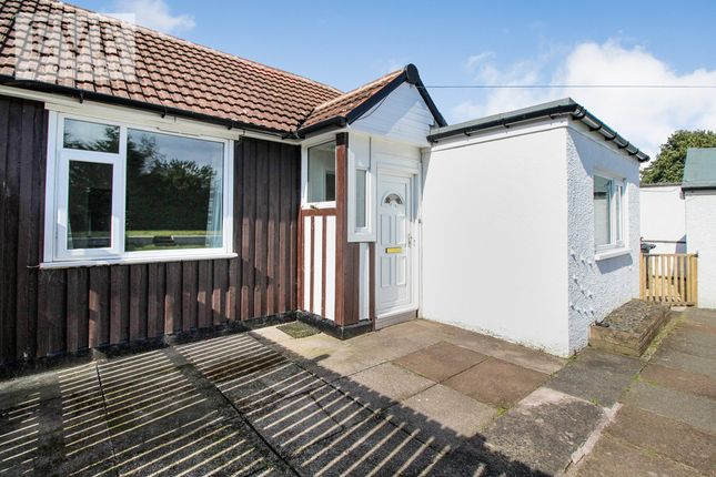 Thumbnail Semi-detached bungalow to rent in Mimosa Road, Bridge Of Weir