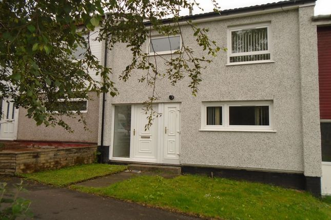 Thumbnail Terraced house to rent in Teal Crescent, East Kilbride, Glasgow