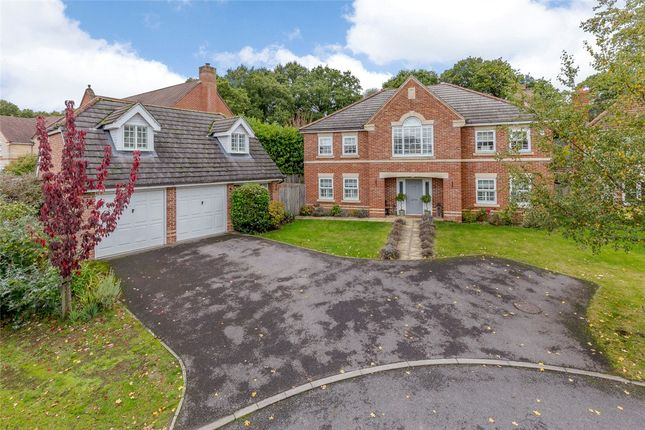 Thumbnail Detached house for sale in Spring Gardens, Newbury, Berkshire