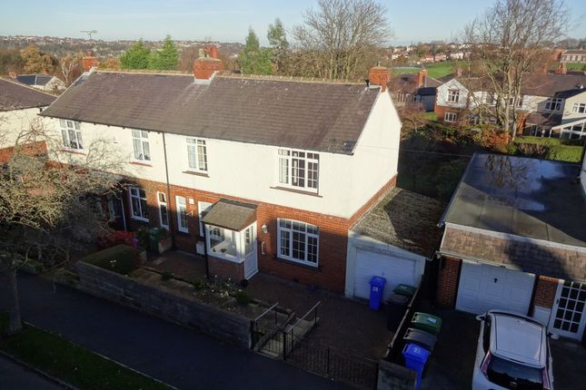 2 bed semi-detached house for sale in Trap Lane, Bents Green