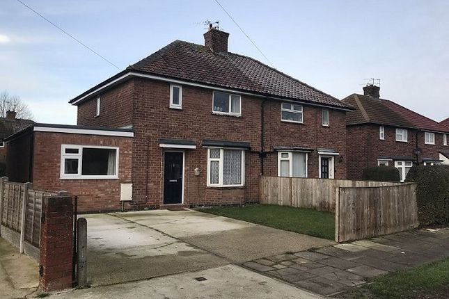 Thumbnail Semi-detached house to rent in Lerecroft Road, Dringhouses, York