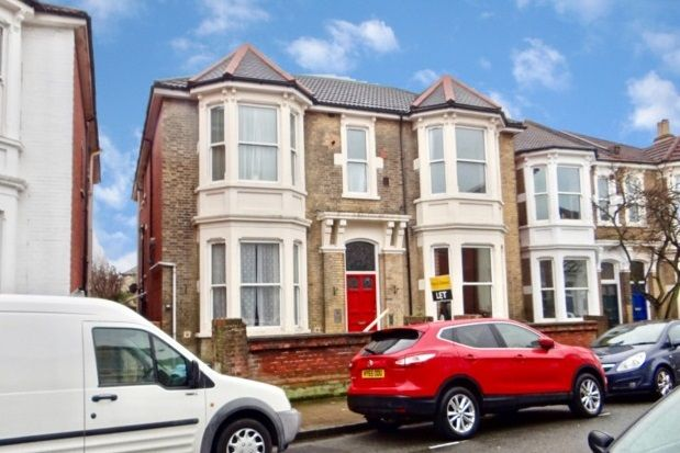 1 bed flat to rent in St. Edwards Road, Southsea