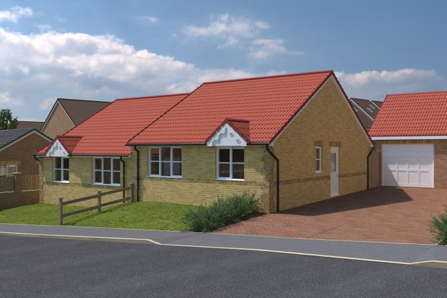 Thumbnail Semi-detached bungalow for sale in Tree Tops, Common Road, South Kirkby