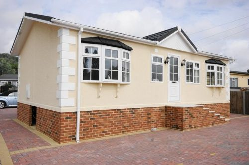 Thumbnail Mobile Park Home For Sale In Iford Bridge Old Road