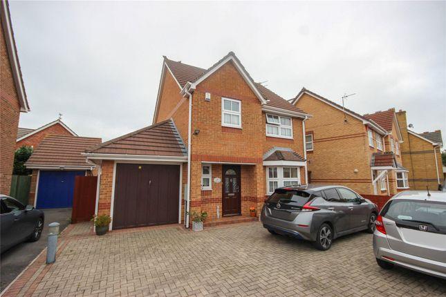 Thumbnail Detached house to rent in Tarragon Place, Bradley Stoke, Bristol
