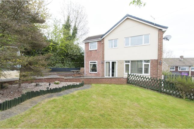 Thumbnail Detached house for sale in Shepley Croft, Sheffield