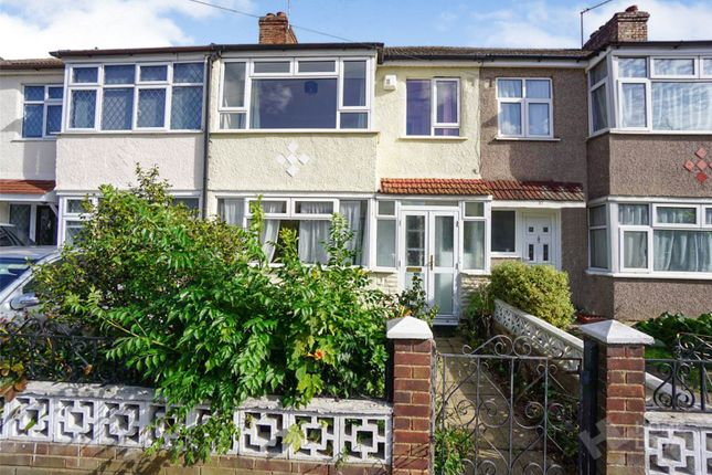 Terraced house for sale in Norfolk Road, Upminster, Essex