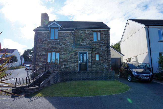 Thumbnail Detached house for sale in Chyvelah Vale, Truro