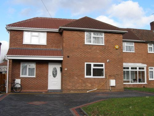 Thumbnail Detached house to rent in Kingsway, Leamington Spa