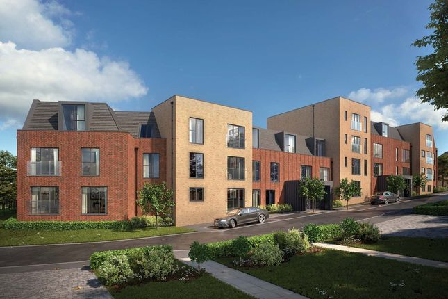 "Thumbnail Flat for sale in ""Somerdale House"" at New House Farm Drive, Birmingham"