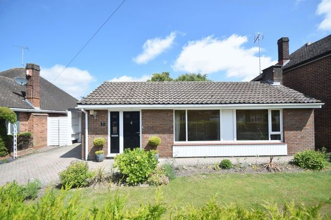 Thumbnail Bungalow for sale in Coombe Drive, Dunstable
