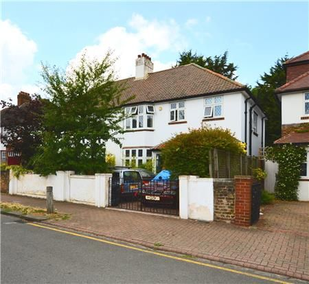 Thumbnail Semi-detached house for sale in Girdwood Road, London