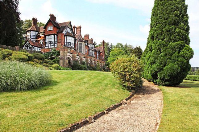 Thumbnail Flat for sale in Snowdenham Hall, Snowdenham Lane, Bramley, Guildford